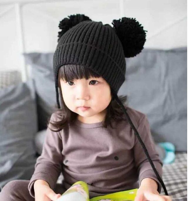 patron gorro para niña 3 años crochet - Buscar con Google ...