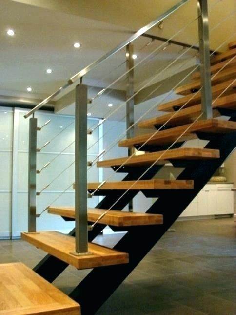 Best Prefab Outdoor Staircase Prefabricated Exterior Stairs 640 x 480