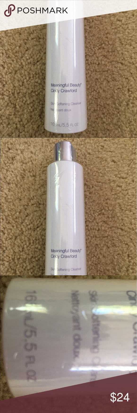 Cindy Crawford Meaningful Beauty Cleanser NWT (With images