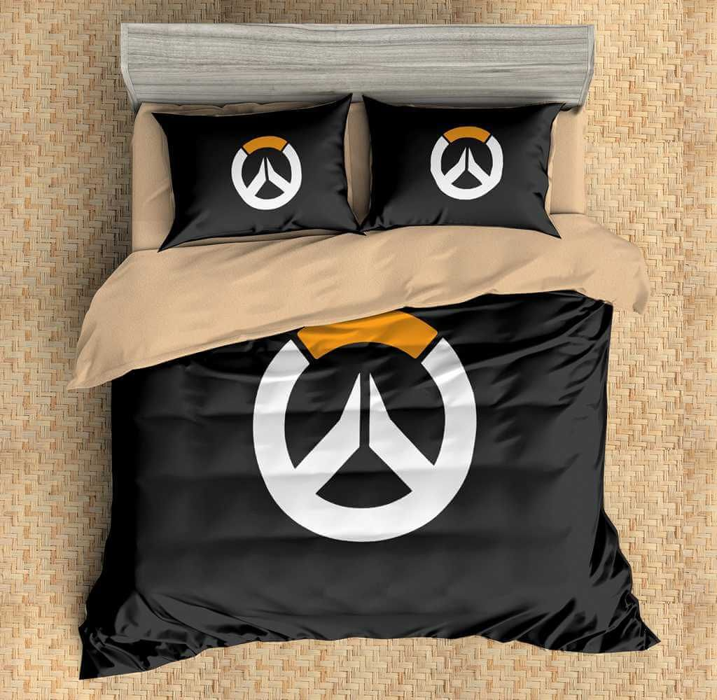Overwatch Duvet Cover Available In Twin Full Queen