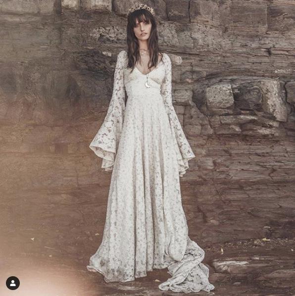 Wedding Dress Juliet Gown Odylynetheceremony