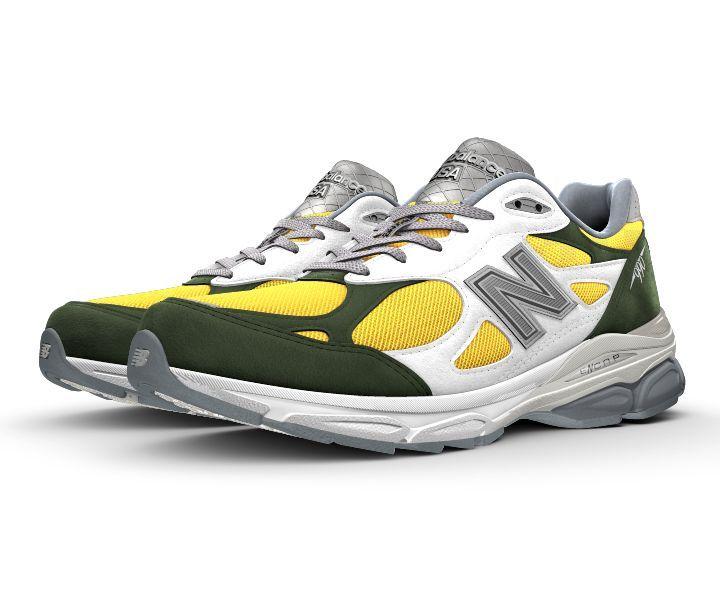 NB1 990v3 | Sneakers, Custom sneakers