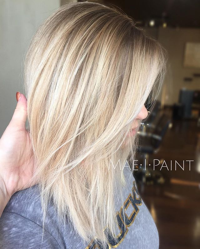Creamy Vanilla Blonde This One Makes Me Happy Check My
