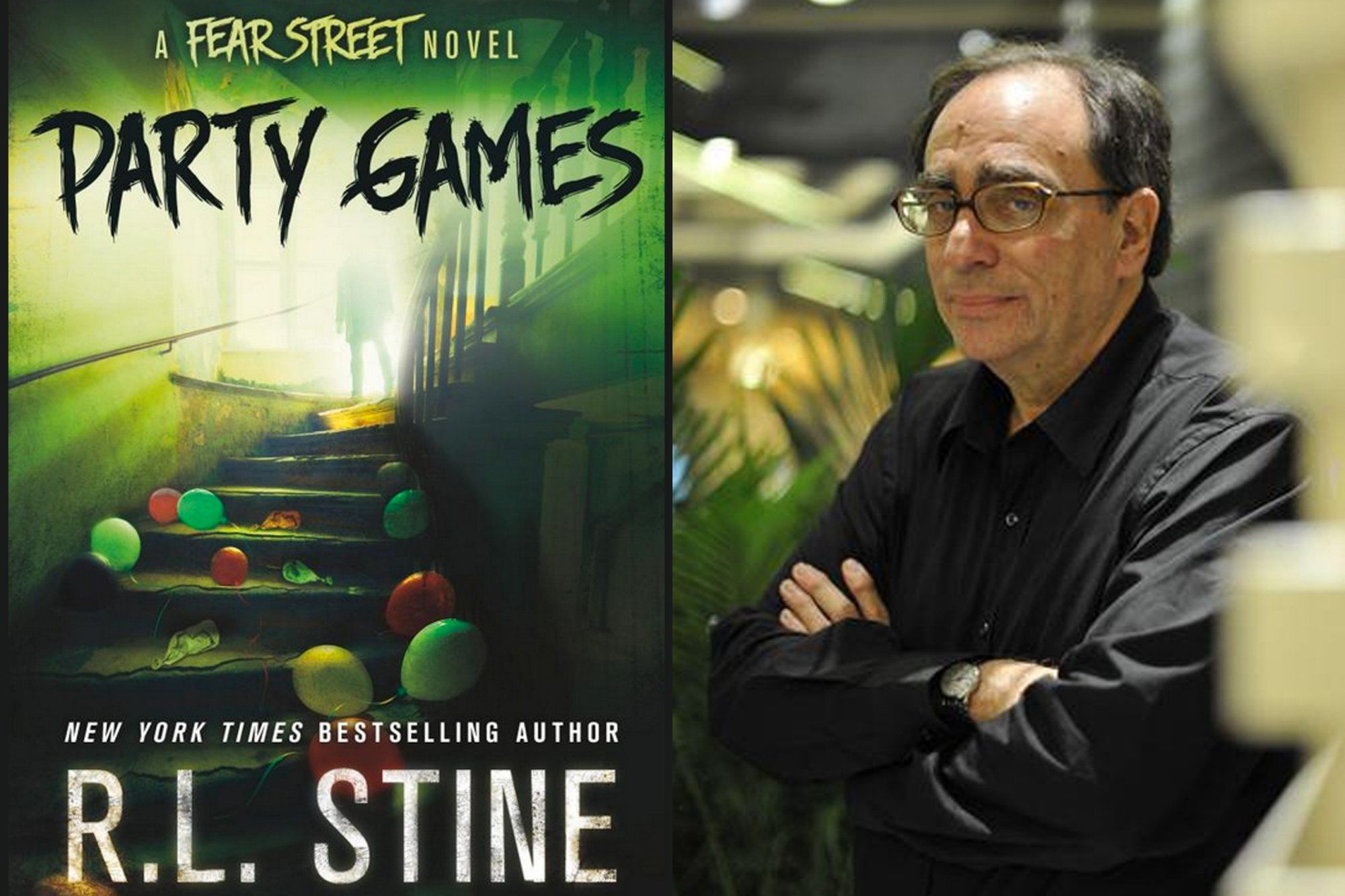 He got kids obsessed with reading because they couldn't put his terrifying books down. Two decades later, 'Goosebumps' author R.L. Stine shares his scare tactics.