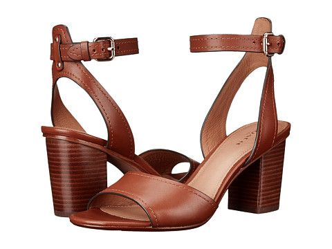 Womens Sandals COACH Pipher Saddle