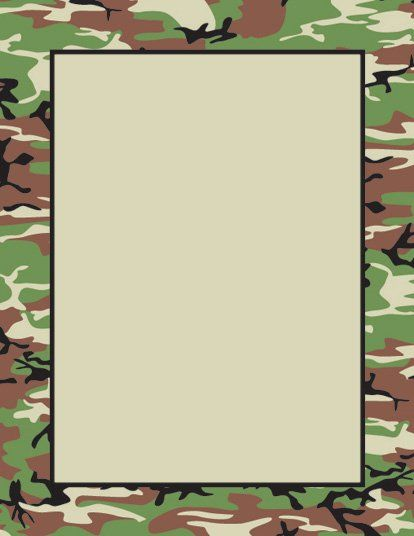 Camoflage Frame by MM | Frames for Designing and Scrapping ...