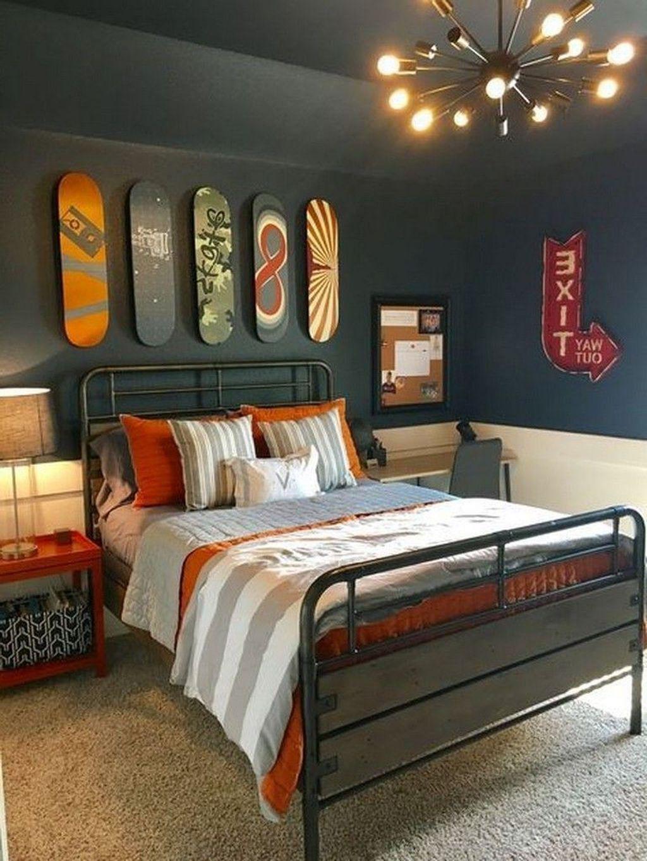 20 Affordable Bedroom Decor Ideas For Your Little Boys Trenduhome In 2020 Boy Bedroom Design Boys Bedroom Colors Boys Bedroom Decor