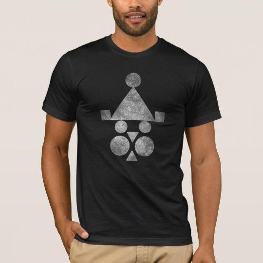 Designed stylish horrible santa clause black tshirt HQH