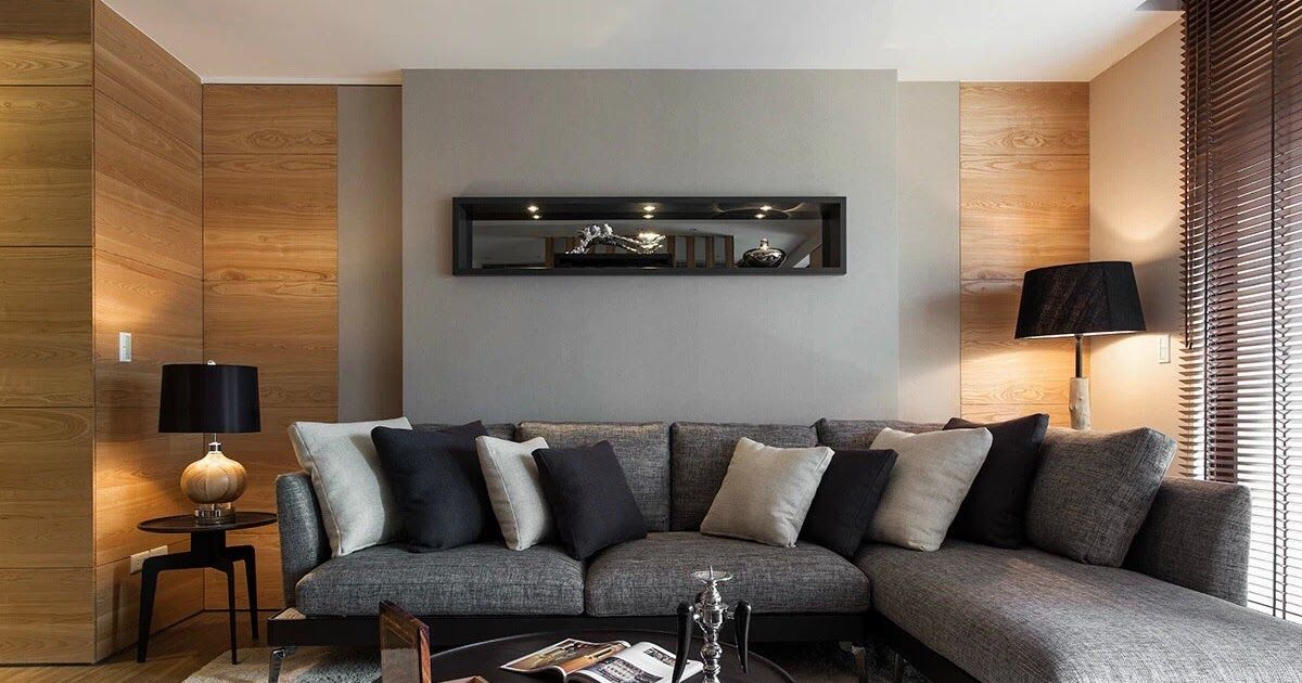 5783be5ea98267d9ef84996b440bcf83 Interior Design Ideas Feature Wall Design Ideas Hometriangle Living Room With S Interior Design Blue Living Room Wall Design