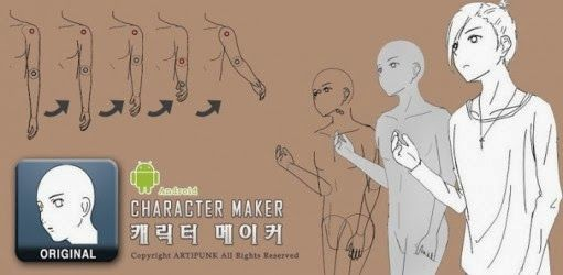 Apps] Character Maker – How to draw v2.9.3 APK FULL   Android Apps ...