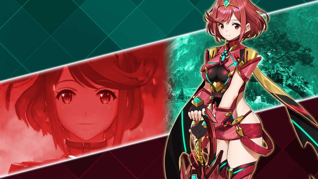 Xenoblade Chronicles 2 Wallpaper - Pyra by DeviErwin ...