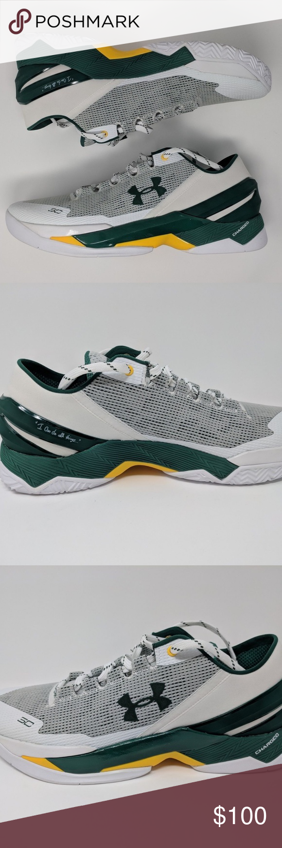 newest 06fd7 9d13a ... coupon code for under armour curry 2 low oakland as stephen curry 77461  a4251