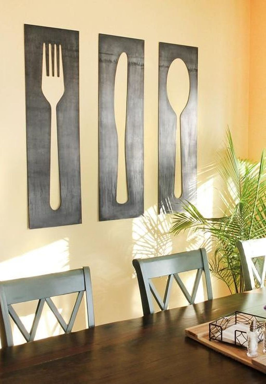 36 Unusual Kitchen Wall Decor Ideas To Try Asap Kitchen Wall Decor Kitchen Wall Kitchen Wall Art