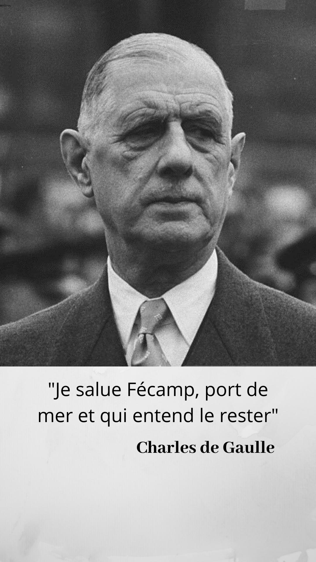De Gaulle Annonce En 1958 La Creation Du Nouveau Franc Savez Vous Quand Est Ne Le Franc Citation Politique Gaulle Citation