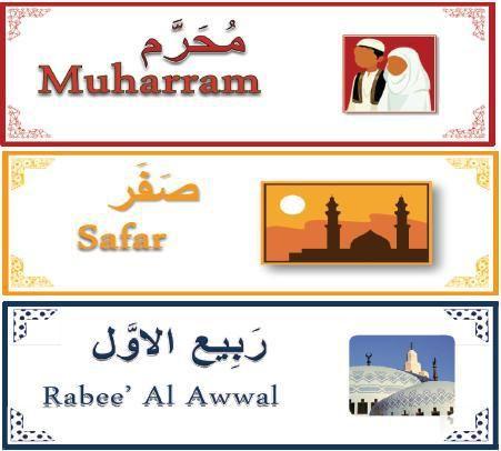Hijri Classroom Wall Calendar Kids Calendar Classroom Walls