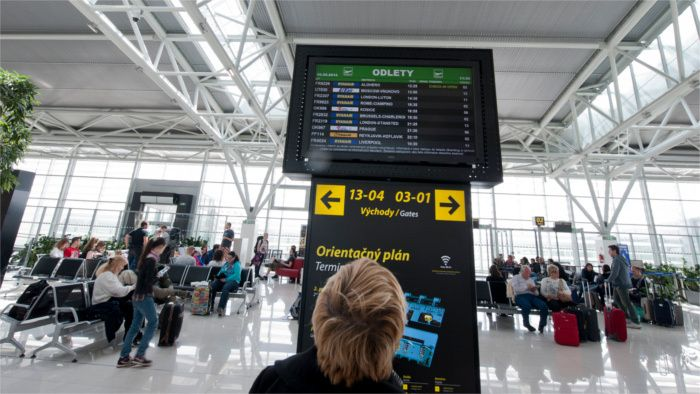 """Any announcement by a passenger of bomb possession or that there is a bomb at the airport, is considered as a security threat"", explained Baloghová. ""In such cases, the airport procedures are immediately halted, including the check-in and security checks of passengers, and it's likely to cause flight delays"", added Bratislava Airport Spokesperson Veronika Ševčíková."