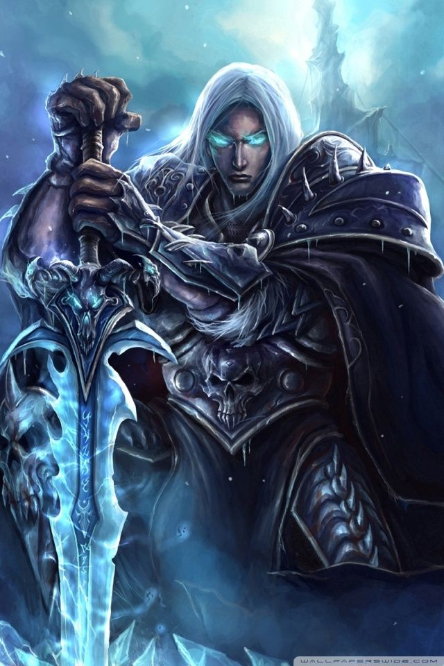 World Of Warcraft Iphone Wallpaper Id World Of Warcraft Lich