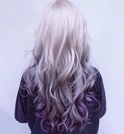 Hair Purple And Hairstyle Image Next Hair Hair