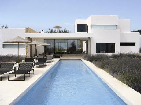 Casas En Ibiza Buscar Con Google Chalet Moderno Arquitectura Casas De Lujo