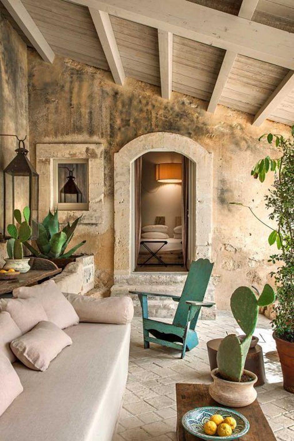 32 Stunning Italian Rustic Decor Ideas For Your Living Room