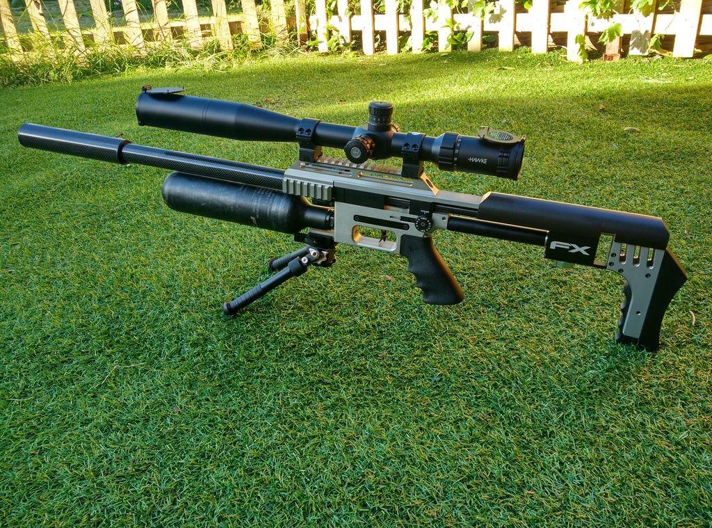 139 Best Pcp Air Rifles Images On Pinterest: Forums › PCP Airguns › FX Impact Custom Carbon Shrouds