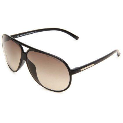 395cdb88e9 Armani Exchange AX213 S Aviator Sunglasses