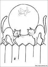 Halloween Coloring Pages On Coloring Book Info Halloween Coloring Pages Halloween Coloring Halloween Coloring Sheets