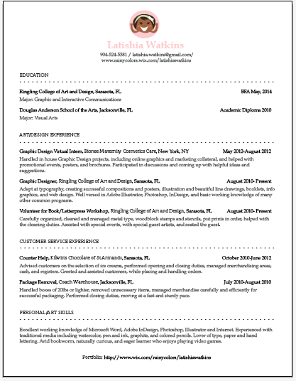 Example Of An Interoffice Memo Magnificent Resume   Graphic Design Love  Pinterest  Resume Cover Letters