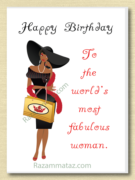 African Birthday Wishes American Niece Happy
