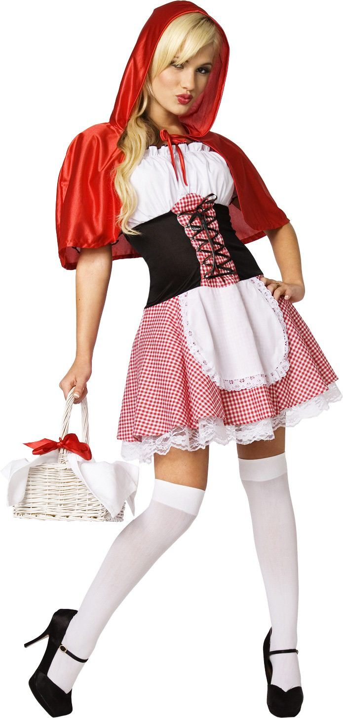 Pin on Little Red Riding Hood Costumes