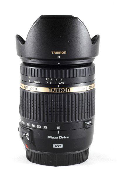 Writer S Favorite Lens The Tamron 18 270mm Tamron Photography Lenses Canon Photography Lenses