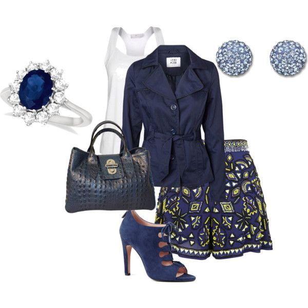 """""""Friday: Fashion outfit one"""" by bsimon623 on Polyvore"""