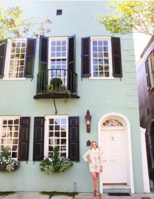 Seafoam Exterior Paint | House. | Pinterest | Exterior paint ...