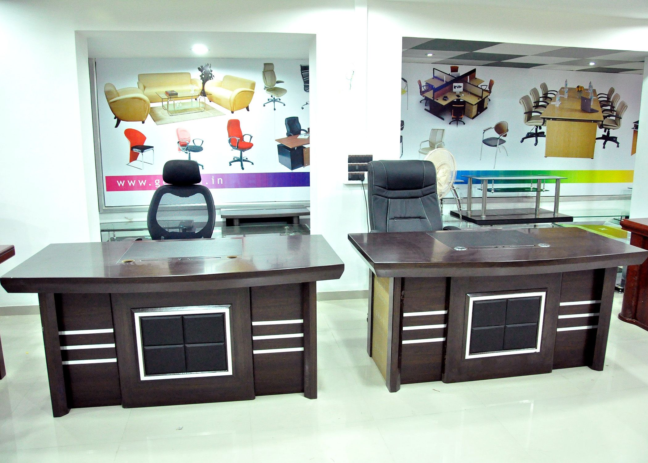 Indian Office Table Furniture