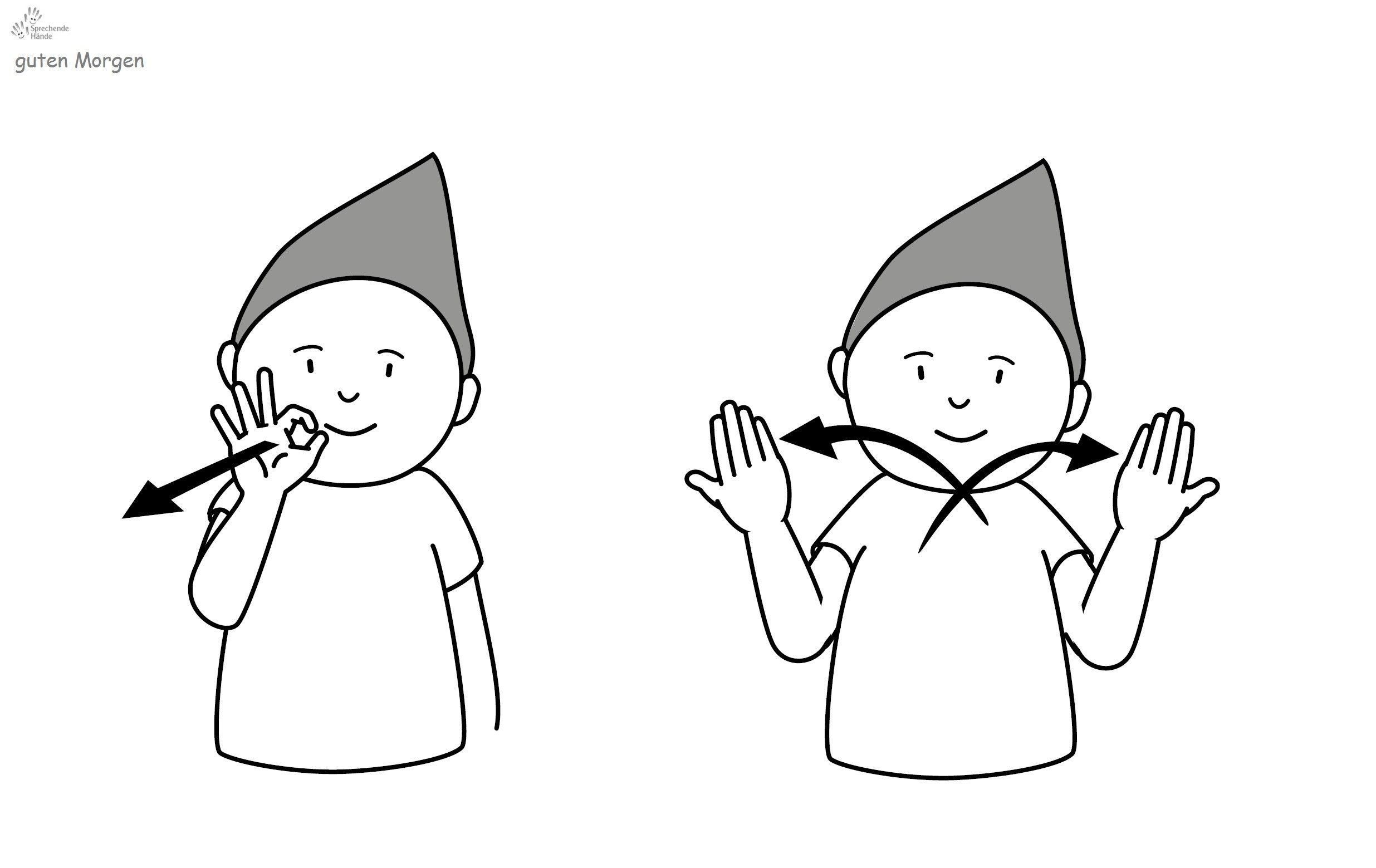 Pin By Tegan On German Sign Language