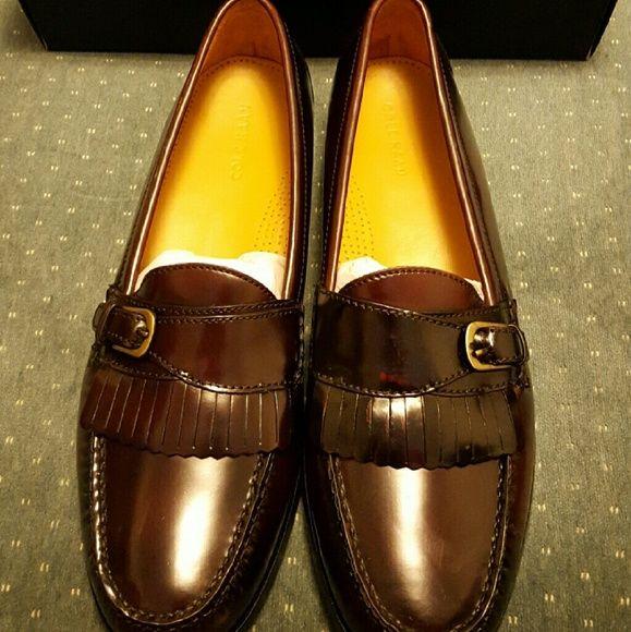 Men's Cole Haan Pinch Buckle Loafers