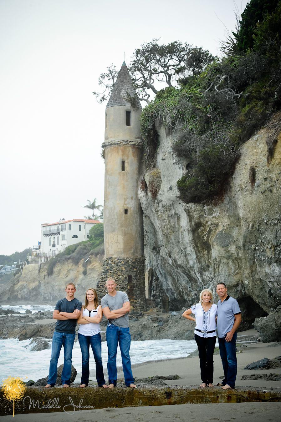 Laguna Beach Family Photographer Cool Pose