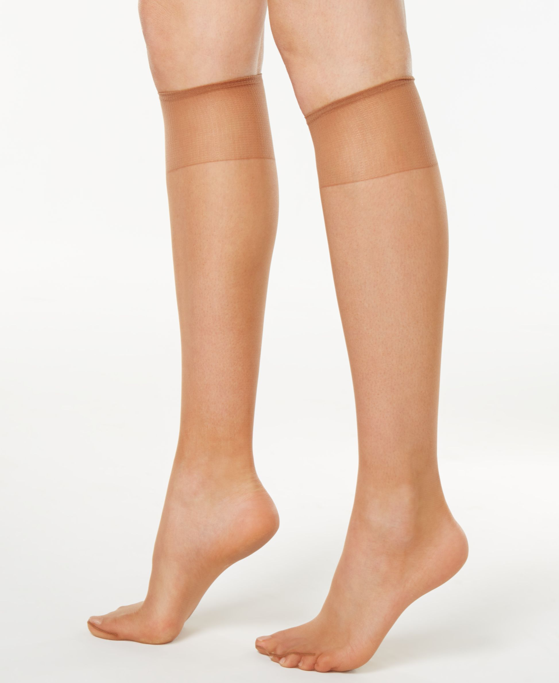 Hanes Women/'s Silk Reflections Plus Size Fishnet Tights Nude