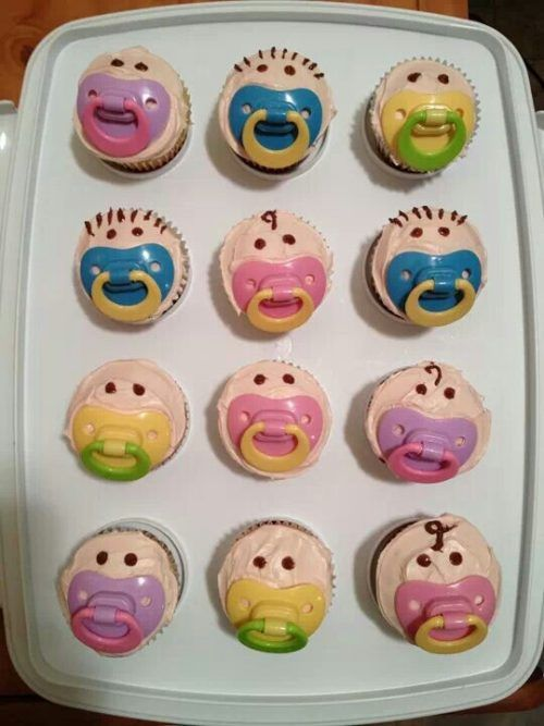 Beautiful Baby Shower Ideas To Try Baby Shower Cupcakes