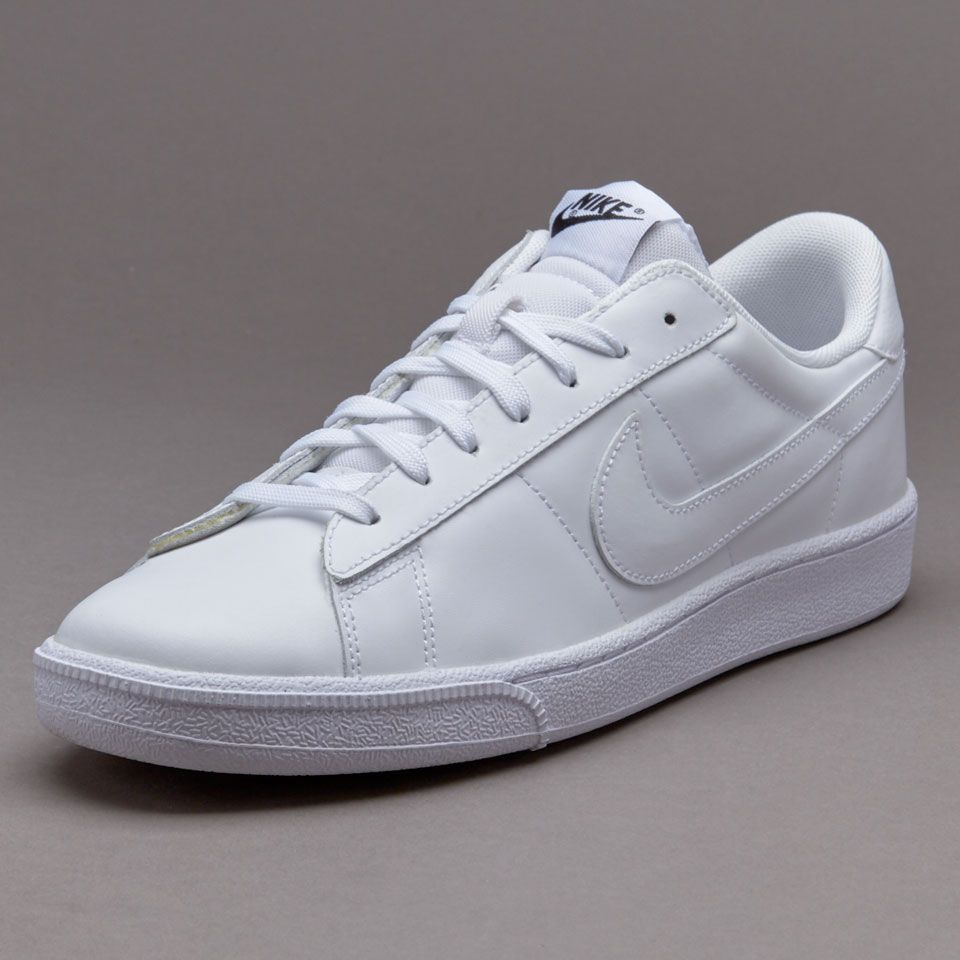 Mens Shoes - Nike Sportswear Tennis Classic CS - White - 683613-104