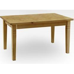Furniture -  Landhaus dining table Fjord 140x90cm, lye / oiled, table top lye / geöltskanmoebler.de  - #countrydecor #decorart #decorshop #decorsmallspaces #decorvideos #decoration #furniture #gothicdecor #interiordecor #mediterraneandecor