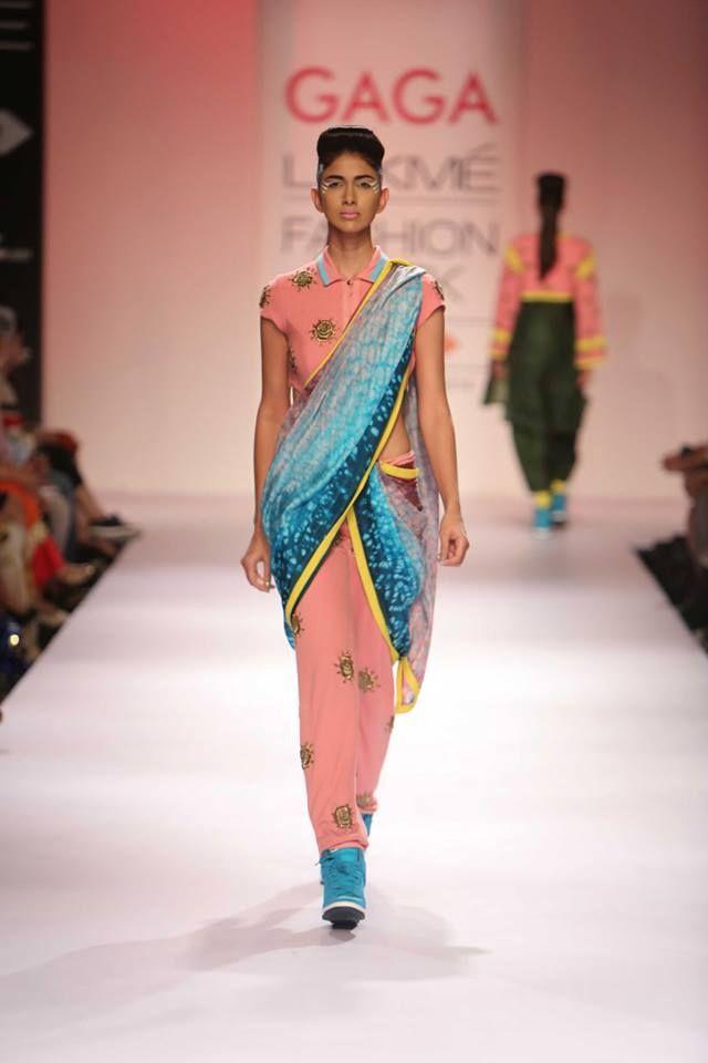DAY 3 - Tanya Sharma at Lakme Fashion Week 2014