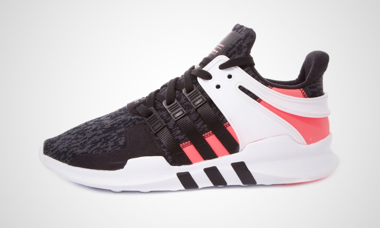 2017 Adidas EQT Support ADV 91/16 Black Turbo Red BB1302 Limited Men 8-