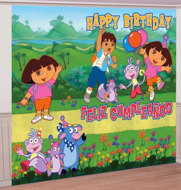 Dora Birthday Party Ideas Dora Birthday Party CHILDRENS