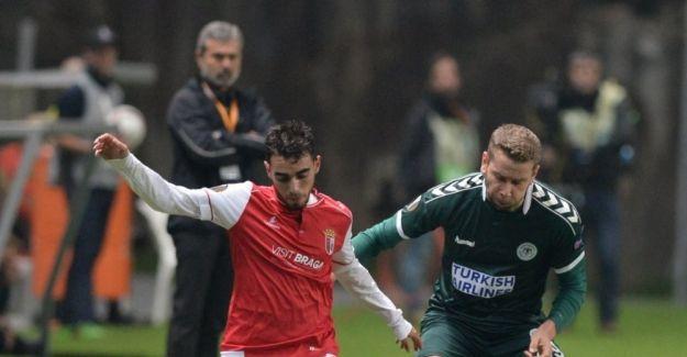 Bragma 3-1 Konyaspor