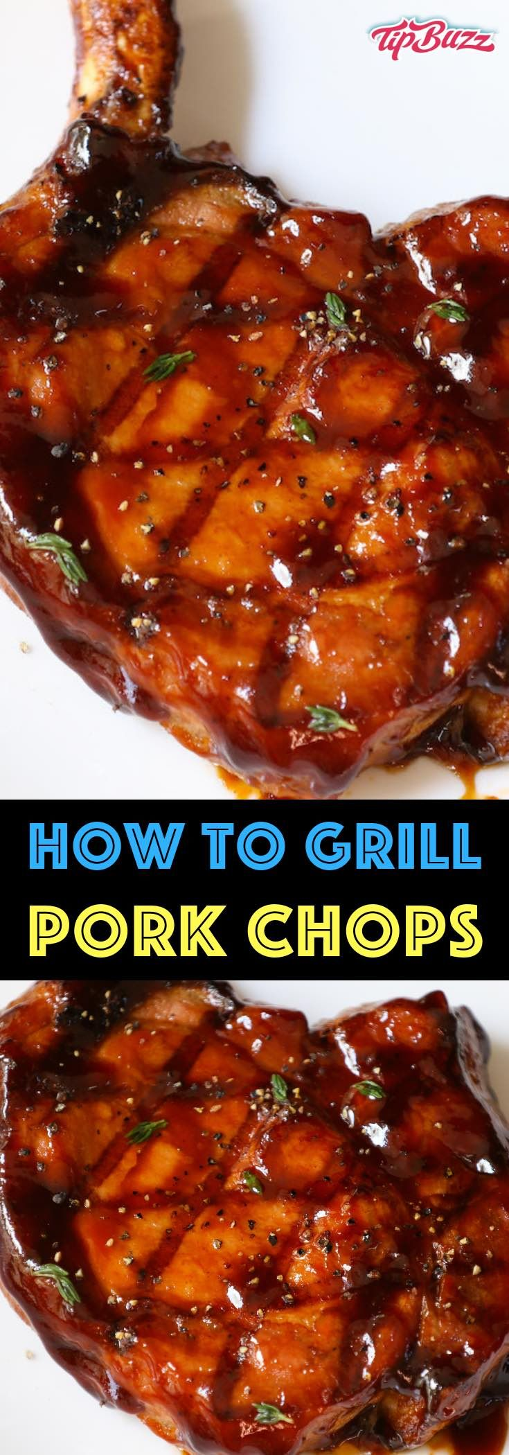 How Long to Grill Pork Chops - TipBuzz