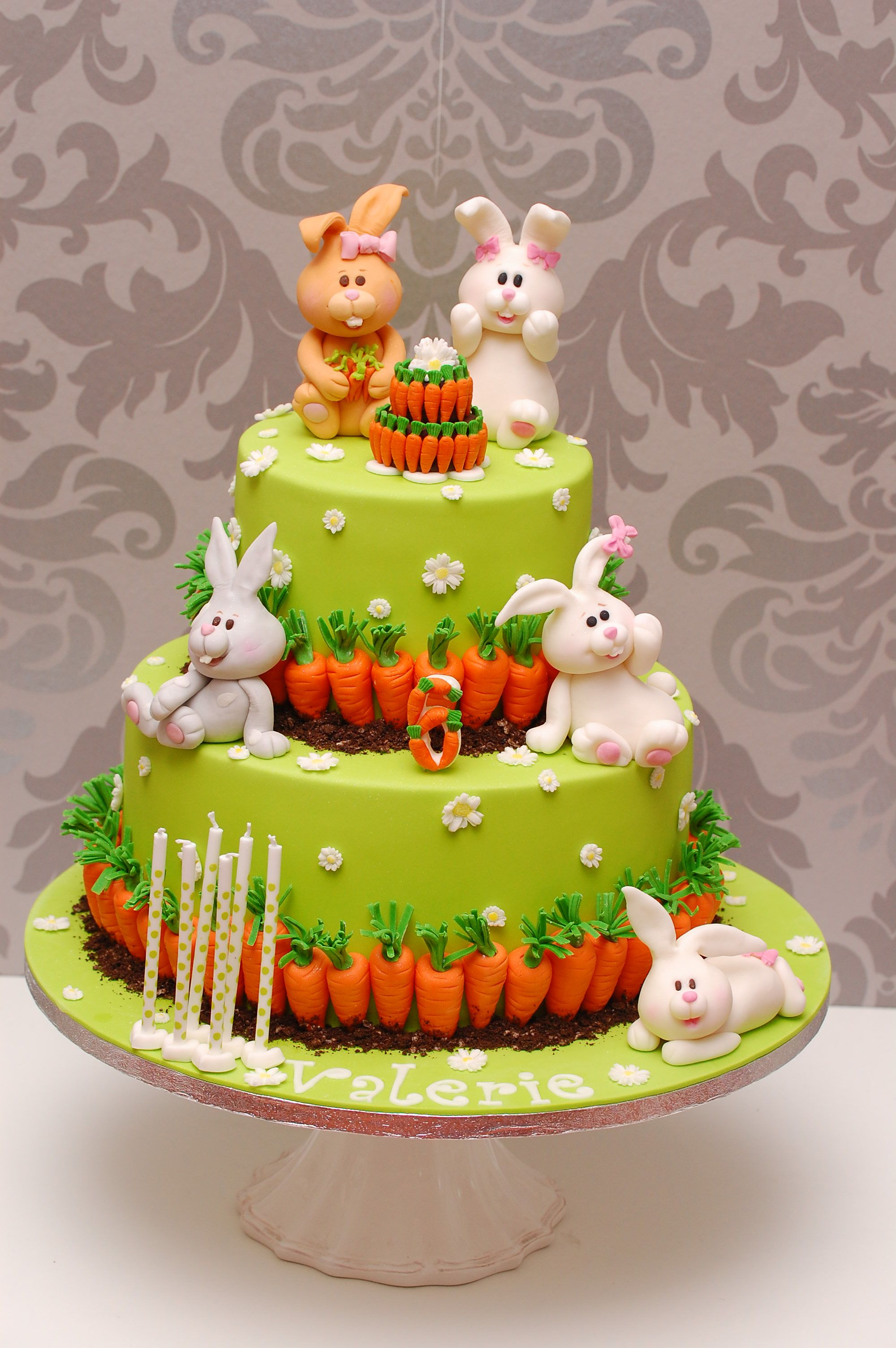 Osterhasen Torte Bilder