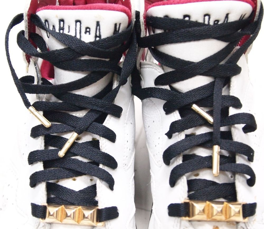 Metal tips shoe Laces with Metal lace