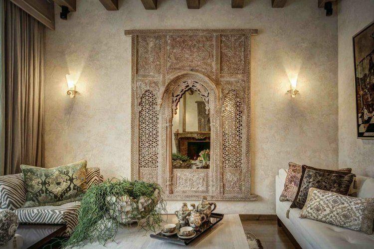 Modèle de salon marocain moderne: quelques idées d\'inspiration ...