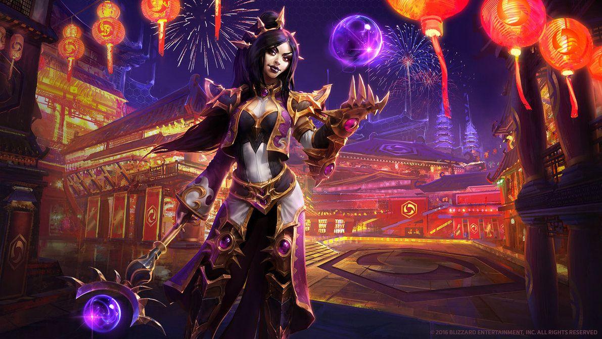 Li-Ming, Rebellious Wizard by Mr--Jack.deviantart.com on @DeviantArt